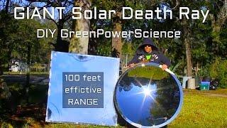 Solar Death Ray 10,000 suns 48