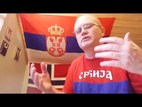 Хвала српском народу - Thank you to the Serbian people