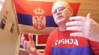 хвала српском народу thank you to the serbian people
