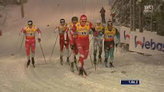 Cross Country Skiing WC Ruka 2019 Men Sprint Final