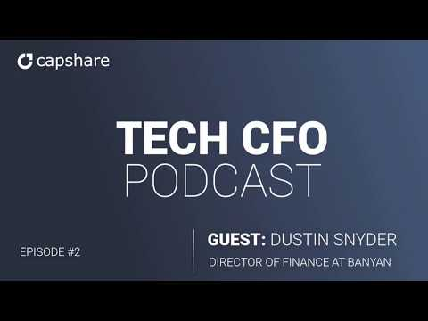 Tech CFO Podcast: The One Data Set Every Finance Exec Needs