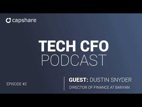 Tech CFO Podcast: