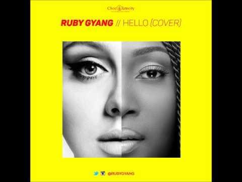 HELLO - ADELE | RUBY GYANG COVER
