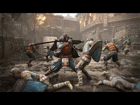 OPEN TEST SERVER GAMEPLAY   For Honor   Bahasa indonesia