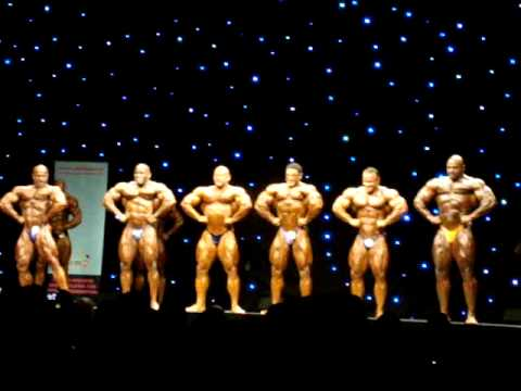 THE BIG GUYS PART 1 IFBB BRITISH GRAND PRIX 2011, EXCEL CENTRE, LONDON