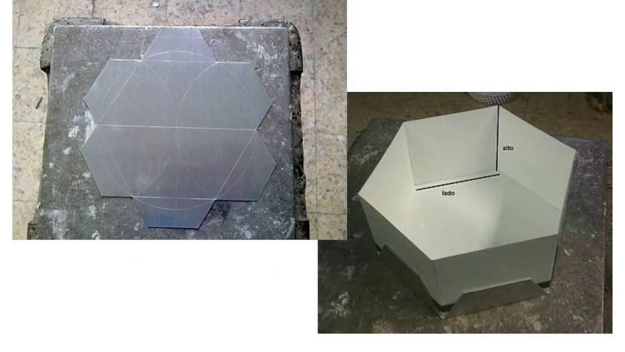 Como hacer moldes para mancuernas caseras de cemento youtube - Moldes de cemento ...
