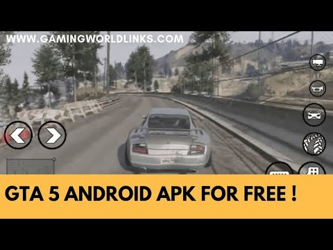 How we can download GTA 5 on Android with mod