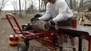 Split Second Log Splitter Product Tour