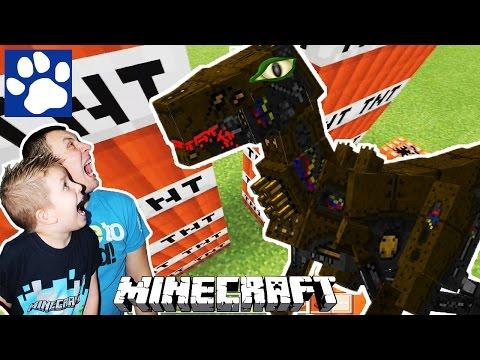 Скачать карту Механический робот для Minecraft