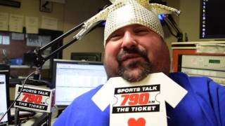 Happy Birthday from 790 the Ticket!