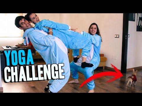 Yoga CHALLENGE *SALE MAL...*