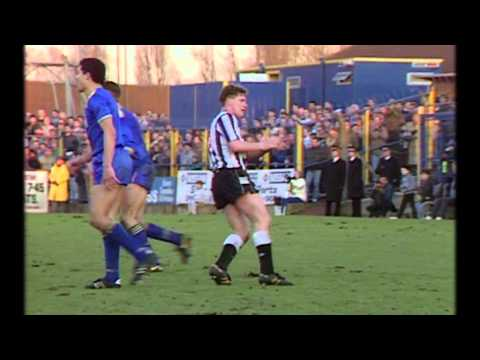 GASCOIGNE  That Vinnie Jones Moment