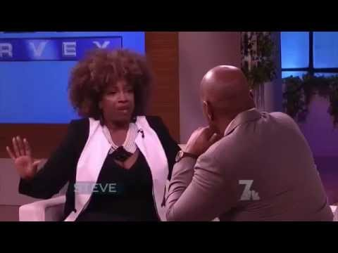 Don't ask permission  Rescue Yourself Lisa Nichols on the Steve Harvey Show