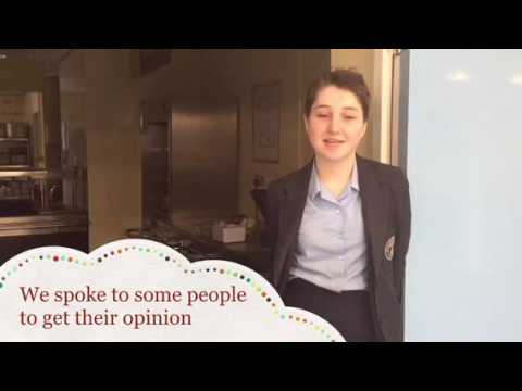 Wirral County Grammar School for Girls Canteen Rescue entry 2016