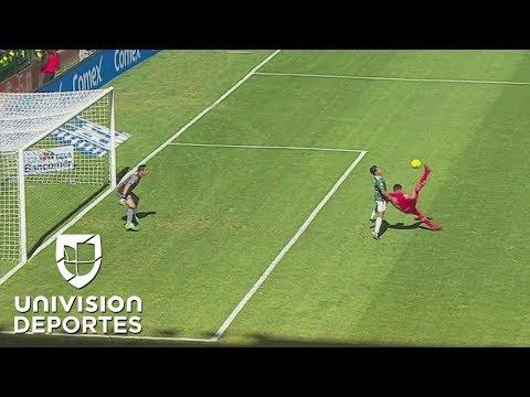 La súbita chilena de Alexis Vega encabeza el top 5 de golazos de la jornada uno