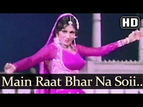 Main Raat Bhar - Ab Kya Hoga - Shatrughan Sinha - Bindu - Neetu Singh - Usha Khanna Hits