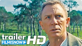 NO TIME TO DIE (2020) | Trailer ITA del film di 007 con Daniel Craig