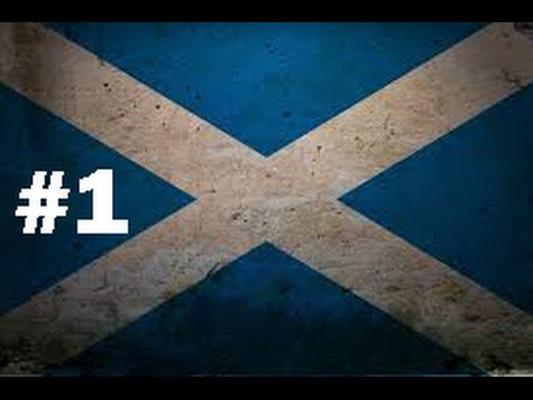 Medieval 2: Kingdoms: Britannia: Scotland #1 - It Has Begun!