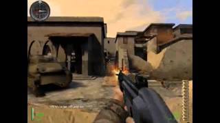 Medal of Honor Allied Assault: Breakthrough - Weapons From The Game