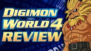 Digimon World 4 Review - HOW DID THIS HAPPEN!? - Casp