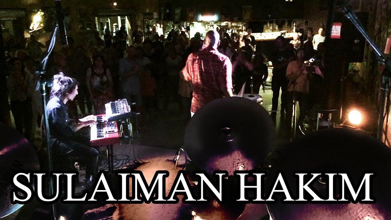 Sulaiman Hakim live@Lembarzique-café | Blues Pourpre