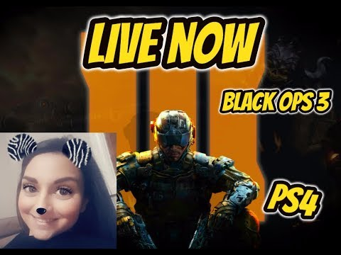 Black Ops 3: 2.6k SUB CELEBRATION + OPENING OF MY TRIPLE PLAY | Tinaa Gaming | Live Stream