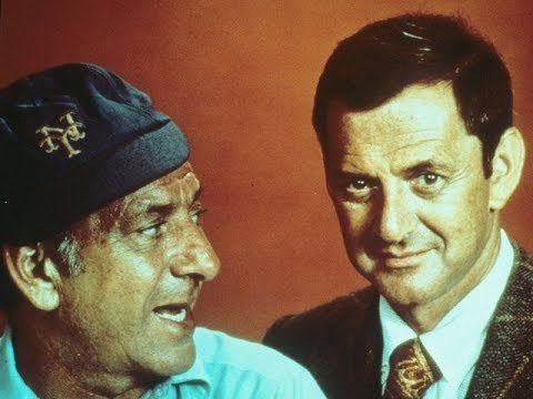 The Odd Couple - Randall & Klugman - When Banana Skins Are Falling (I'll Come Sliding Back To You)
