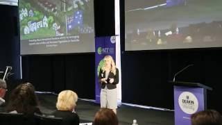 Deakin University 3 Minute Thesis Finalist - Katrina Hogan