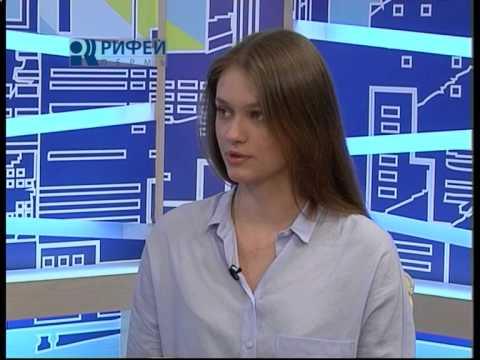 Алена Беляева, ученица 10 А класса школы №127