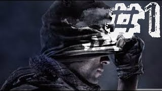 Call of Duty: Ghosts Gameplay - Part 1 - Ghost Stories - (Campaign/ Mission 1)
