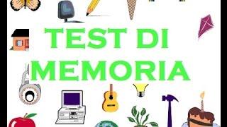 Test di memoria rapida: gioco test quiz interattivo - Scopri il tuo livello in 2 minuti!
