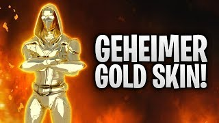 DER GEHEIME GOLD SKIN! 🏆 | Fortnite: Battle Royale