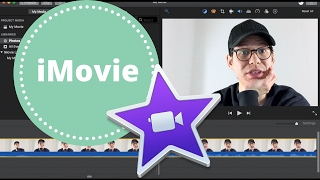 iMovie | КАК СНЯТЬ ВИДЕО ДЛЯ  YOUTUBE | Монтаж в IMOVIE