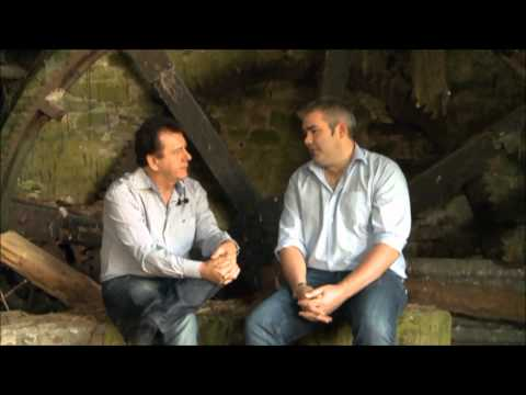 Frank Kilbride interview with Aidan Quinn wlmp