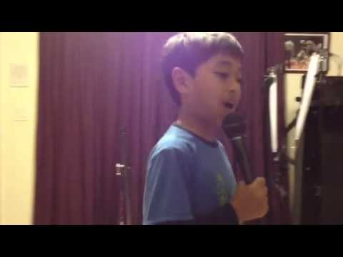 The Black Eyed Peas - The APL Song cover by Brandon Cantilang