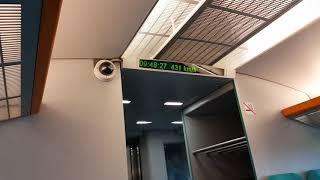 Jerney Journey in China Nov 2018 - Maglev Train