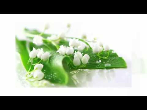 Ландыши Свадебные цветы Техника канзаши