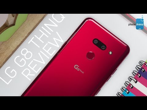 LG G8 ThinQ Review: Look Ma, No Hands!