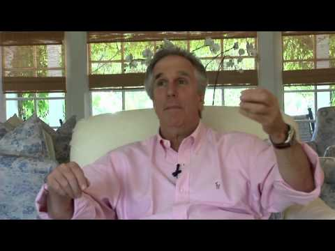 Beatles Stories - Henry Winkler meets Paul McCartney