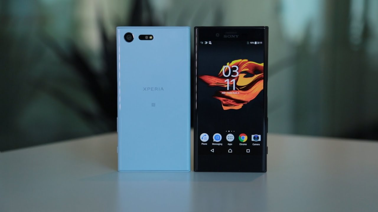 sony xperia x compact hands on review youtube. Black Bedroom Furniture Sets. Home Design Ideas