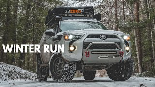 S2:E4 Snow camping in single digits (Frozen) - Lifestyle Overland