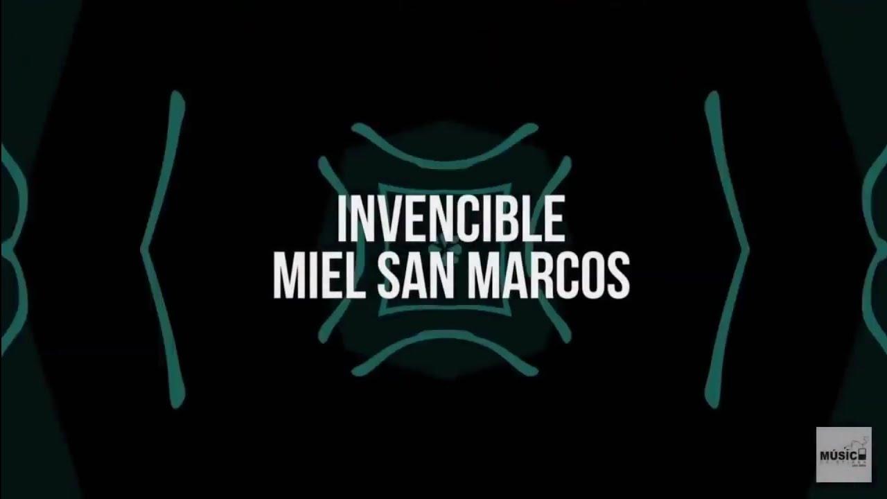 Invencible - Miel San Marcos (CON LETRA) | Pentecostés