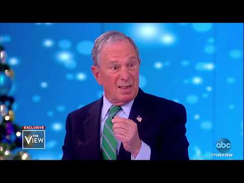 Michael Bloomberg On A 2020 Run And Gun Control