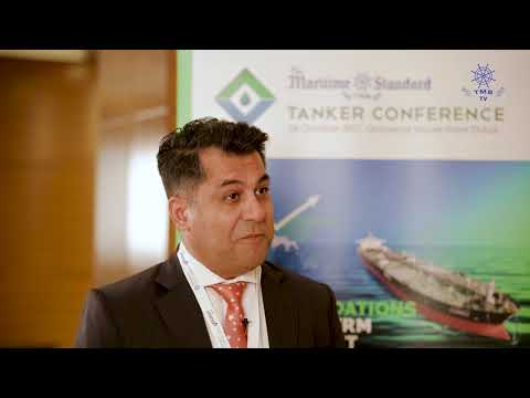 TMS Tanker Conference 2017, Capt Zarir Irani, Director, Constellation Marine Services