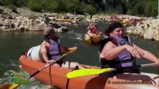 Ardèche - Dessalages dans les Gorges de l'Ardèche (part 2/3)