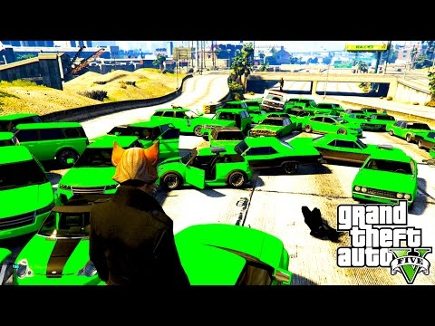 GTA 5 MODDED LOBBIES! GTA 5 Modders - Money, FERRIS WHEELS, Free Cars & More (GTA 5)