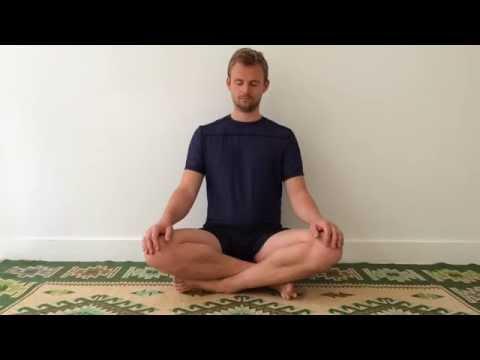 Yoga voor de avond