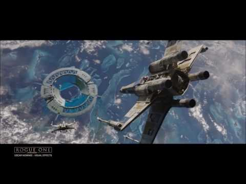 Rogue One : ILM visual effects clip