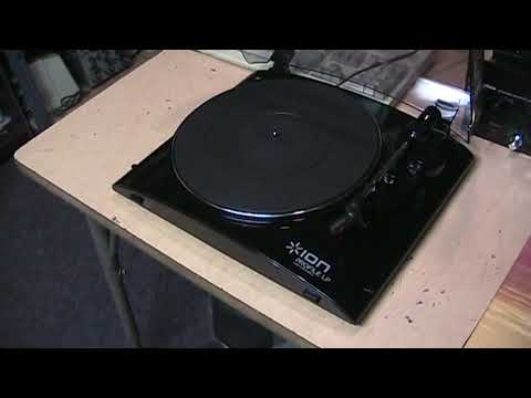 ION Profile LP turntable review & test
