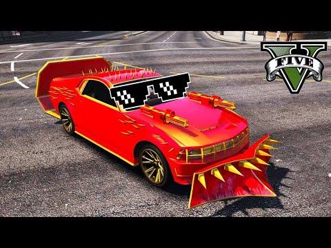 GTA 5 Thug Life   Баги, Приколы, Фейлы, Трюки, Эпичные Моменты #73